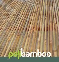 Komůrkový polykarbonát výplň bambus