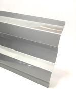 Termoreflexní trapézový polykarbonát 1265x3000mm ATHERMIC