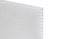 Komůrkový polykarbonát tl.10mm 2100x6000mm opál