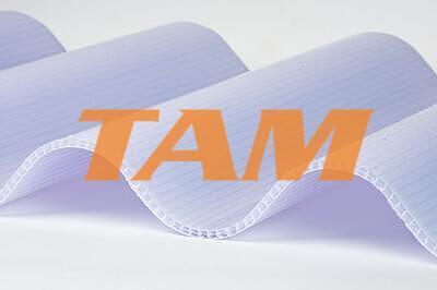 Výprodej nestandartních rozměrů - Vlnité desky z komůrkového polykarbonátu