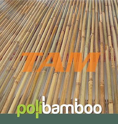 Komůrkový polykarbonát výplň bambus - 1