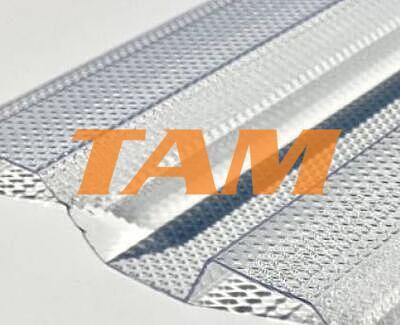 Trapézový polykarbonát MIKROPRIZMA 1265x6000mm čirá