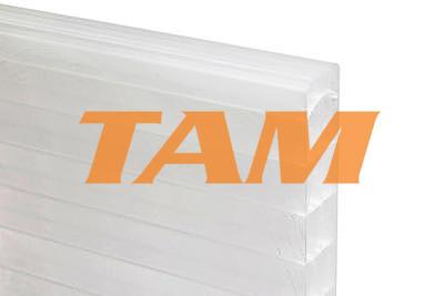 VÝPRODEJ - Komůrkový polykarbonát tl.16mm 2100x2330 mm opál