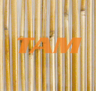 Komůrkový polykarbonát výplň bambus - 3
