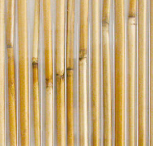 Komůrkový polykarbonát výplň bambus - 3/4