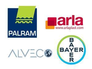 Bayer, Palram, Arla, Alveco